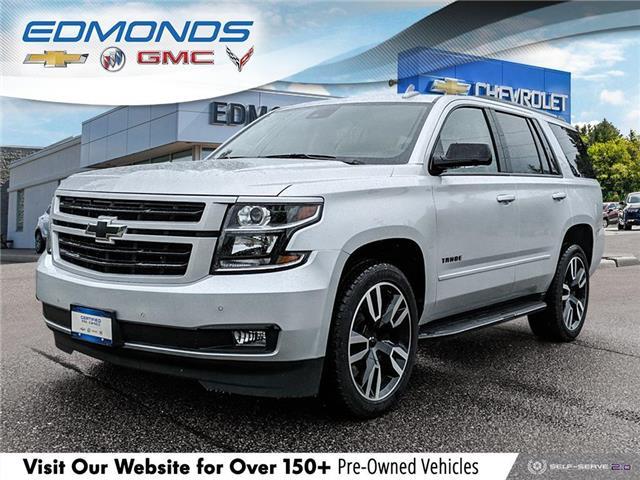 2020 Chevrolet Tahoe Premier (Stk: 1239AA) in Huntsville - Image 1 of 27