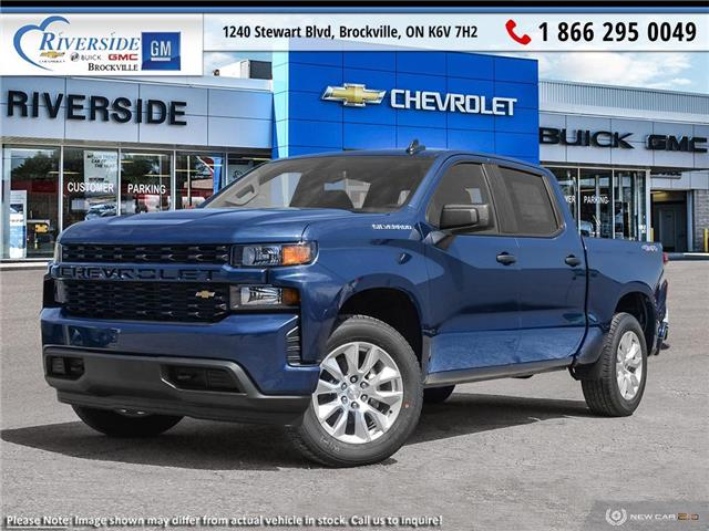 2021 Chevrolet Silverado 1500 Custom (Stk: 21-313) in Brockville - Image 1 of 23