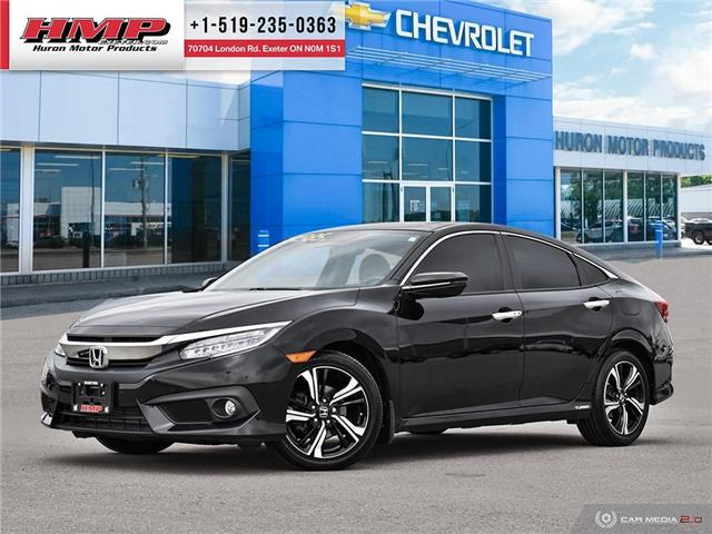 2017 Honda Civic Touring (Stk: 91107) in Exeter - Image 1 of 27