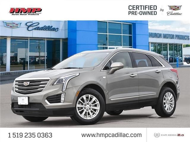 2018 Cadillac XT5 Base (Stk: 79316) in Exeter - Image 1 of 27