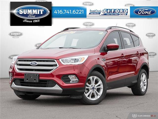 2018 Ford Escape SEL (Stk: P22249) in Toronto - Image 1 of 27