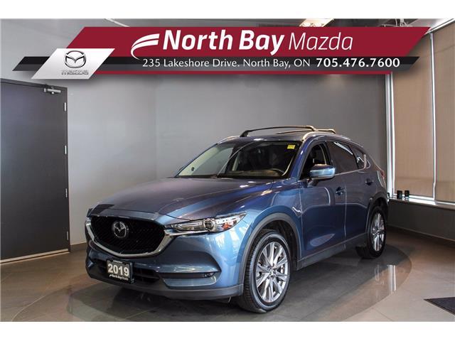 2019 Mazda CX-5 GT (Stk: U6829) in North Bay - Image 1 of 29