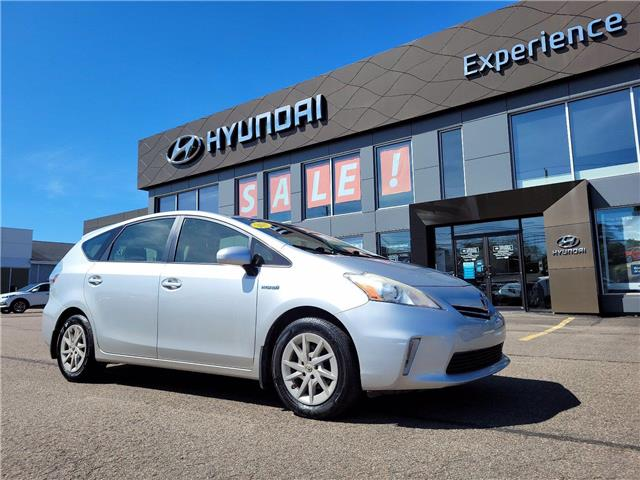 2013 Toyota Prius v Base (Stk: N1465TA) in Charlottetown - Image 1 of 15