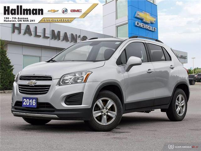 2016 Chevrolet Trax LT (Stk: 21424A) in Hanover - Image 1 of 27