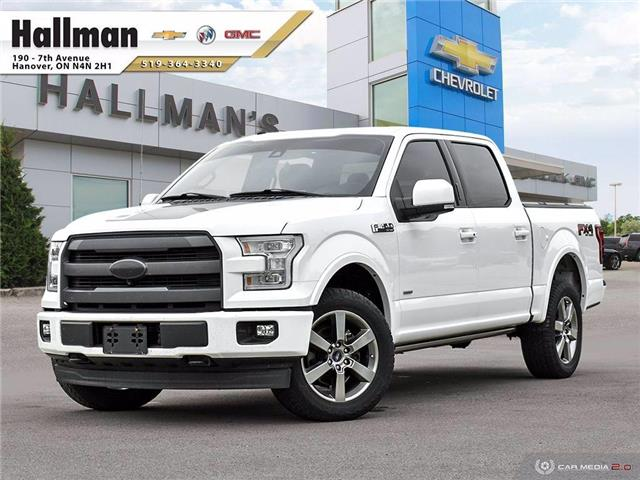 2017 Ford F-150 Lariat (Stk: 21417A) in Hanover - Image 1 of 28