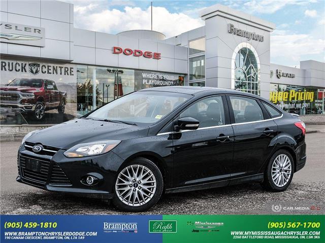 2013 Ford Focus Titanium (Stk: 21388A) in Brampton - Image 1 of 30