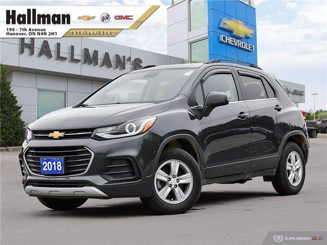 2018 Chevrolet Trax LT (Stk: 21199A) in Hanover - Image 1 of 27