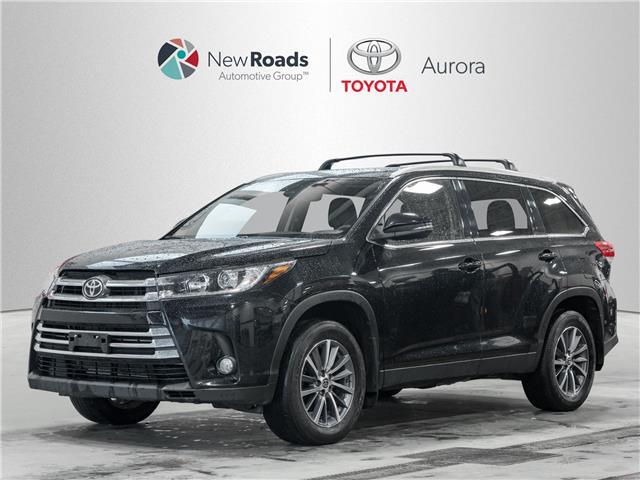 2019 Toyota Highlander  (Stk: 326401) in Aurora - Image 1 of 21