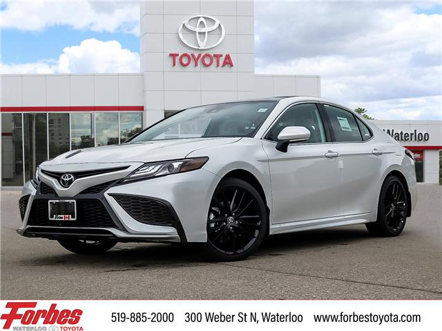 2021 Toyota Camry XSE (Stk: 13054) in Waterloo - Image 1 of 20