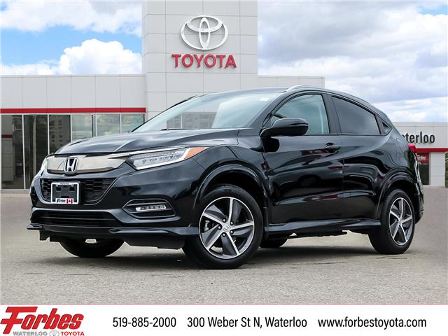 2019 Honda HR-V Touring (Stk: 15423A) in Waterloo - Image 1 of 26