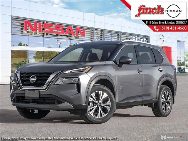 2021 Nissan Rogue SV (Stk: 23382) in London - Image 1 of 23