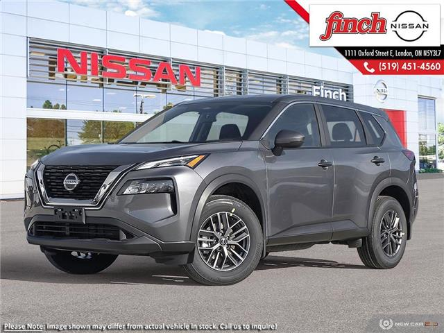 2021 Nissan Rogue S (Stk: 23381) in London - Image 1 of 23