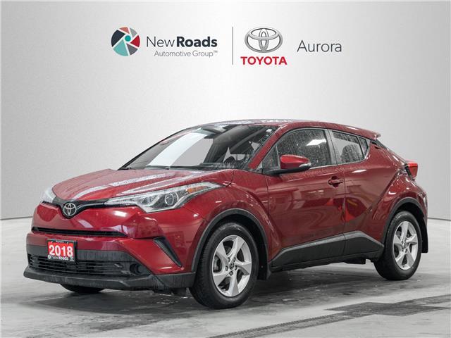 2018 Toyota C-HR  (Stk: 326961) in Aurora - Image 1 of 18