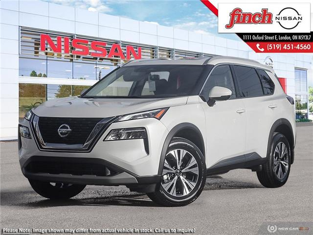 2021 Nissan Rogue SV (Stk: 23380) in London - Image 1 of 23