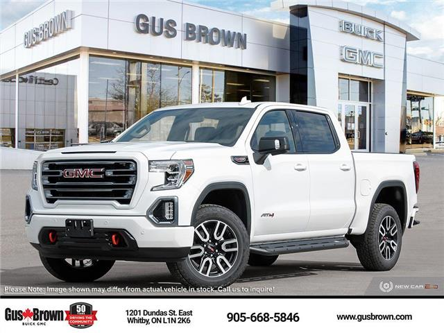 2021 GMC Sierra 1500 AT4 (Stk: G400599) in WHITBY - Image 1 of 23