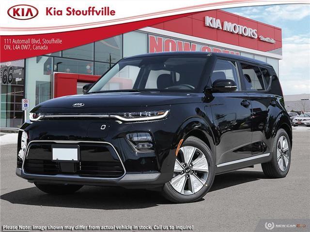 2021 Kia Soul EV EV Premium (Stk: 21047) in Stouffville - Image 1 of 23