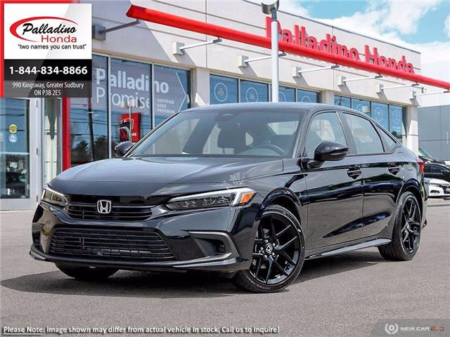 2022 Honda Civic Sport (Stk: 23377) in Greater Sudbury - Image 1 of 20