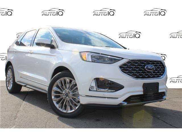 2021 Ford Edge Titanium (Stk: 210468) in Hamilton - Image 1 of 20