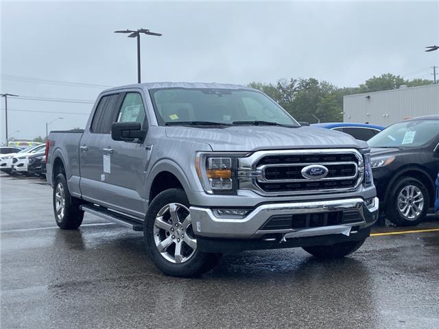 2021 Ford F-150 XLT (Stk: 21T509) in Midland - Image 1 of 14