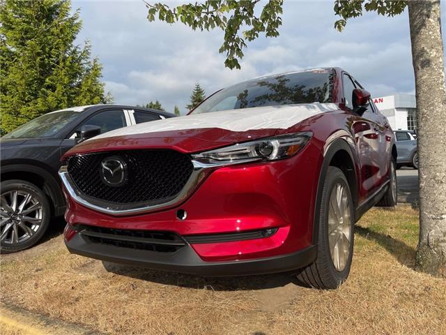 2021 Mazda CX-5 GT (Stk: 429360) in Surrey - Image 1 of 5