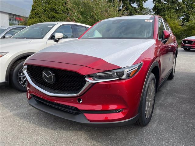 2021 Mazda CX-5 Signature (Stk: 427303) in Surrey - Image 1 of 5