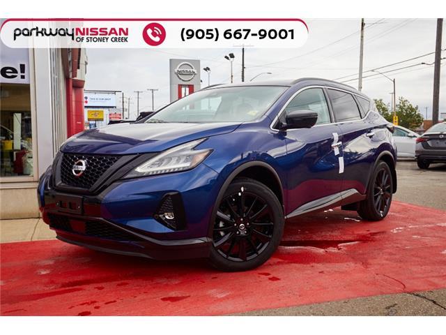 2021 Nissan Murano Midnight Edition (Stk: N21298) in Hamilton - Image 1 of 25