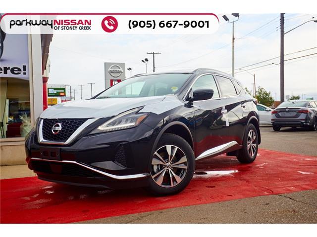 2021 Nissan Murano S (Stk: N21359) in Hamilton - Image 1 of 19