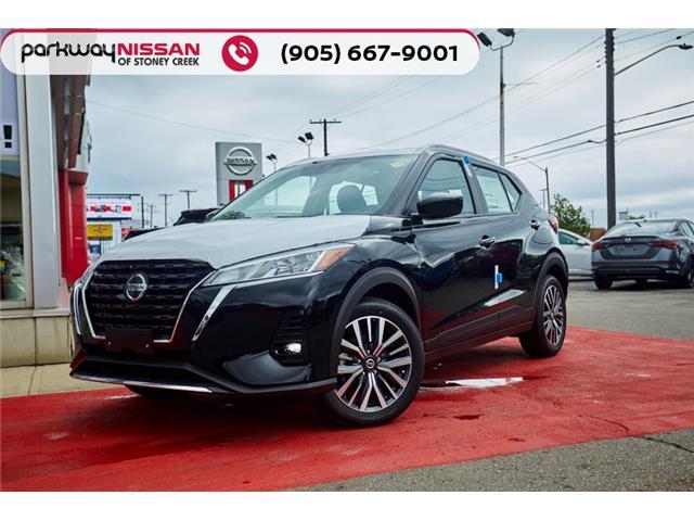 2021 Nissan Kicks SV (Stk: N21418) in Hamilton - Image 1 of 20
