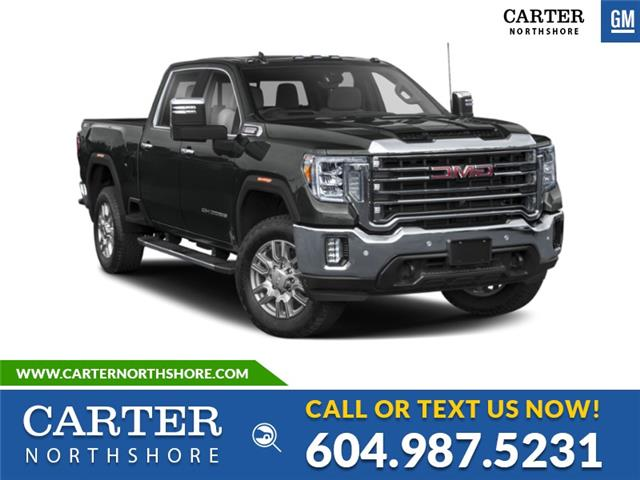 2021 GMC Sierra 3500HD AT4 (Stk: 1R18000) in North Vancouver - Image 1 of 1