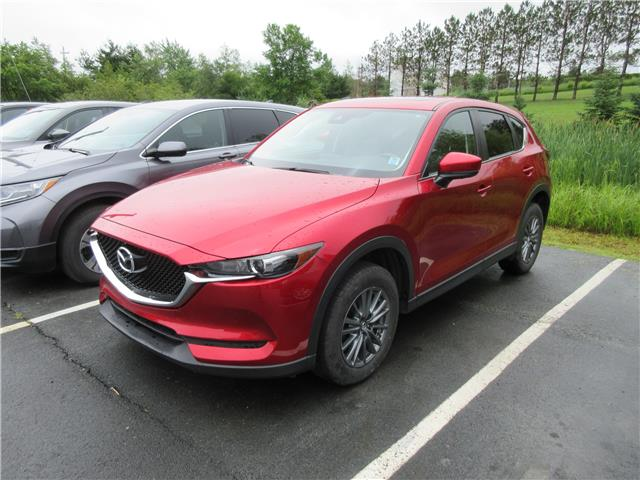 2017 Mazda CX-5 GS (Stk: ) in Hebbville - Image 1 of 1