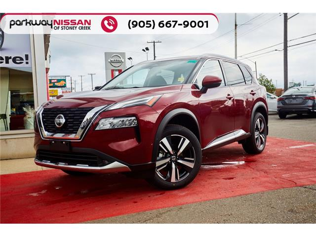 2021 Nissan Rogue Platinum (Stk: N21449) in Hamilton - Image 1 of 27