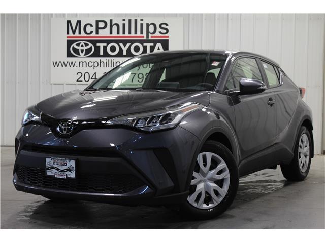 2021 Toyota C-HR LE (Stk: 1123298) in Winnipeg - Image 1 of 21