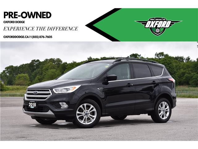 2018 Ford Escape SEL (Stk: 20664A) in London - Image 1 of 21