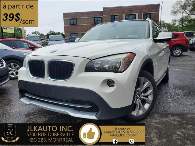 2012 BMW X1 xDrive28i (Stk: K517A) in Montréal - Image 1 of 18
