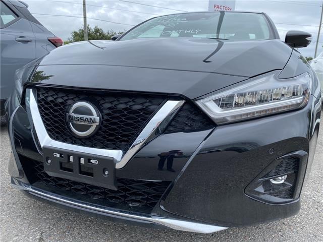 2021 Nissan Maxima Platinum (Stk: CMC504980) in Cobourg - Image 1 of 1