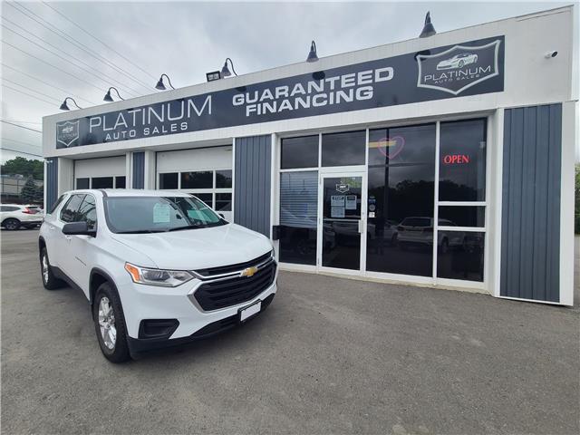 2019 Chevrolet Traverse LS (Stk: 159343) in Kingston - Image 1 of 13