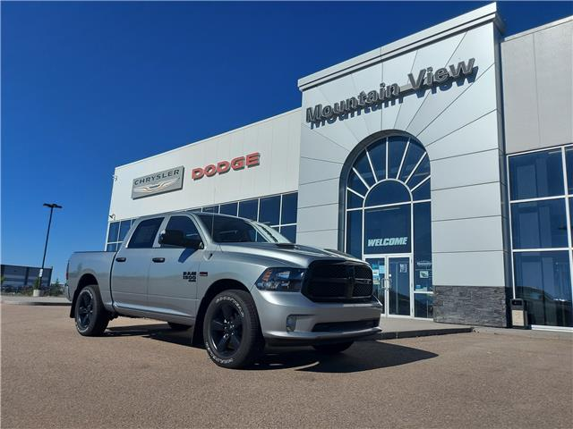 2021 RAM 1500 Classic Tradesman (Stk: AM100) in Olds - Image 1 of 21