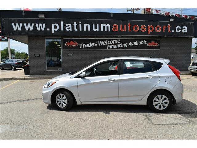 2017 Hyundai Accent GL (Stk: PP1007) in Saskatoon - Image 1 of 24