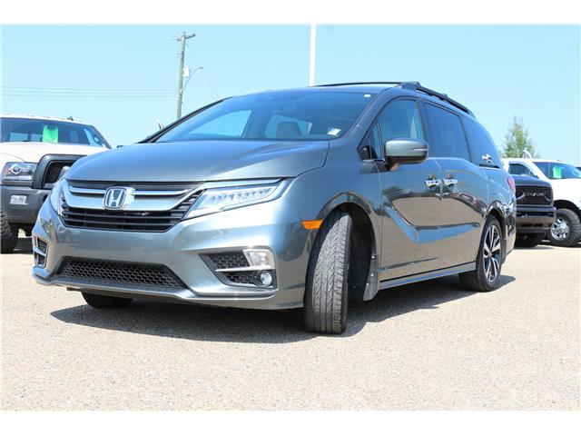 2018 Honda Odyssey Touring (Stk: MP133) in Rocky Mountain House - Image 1 of 29