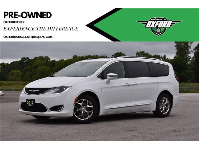 2017 Chrysler Pacifica Limited (Stk: 21543A) in London - Image 1 of 28