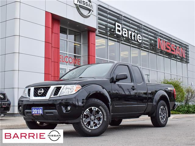 2018 Nissan Frontier PRO-4X (Stk: P4832) in Barrie - Image 1 of 27