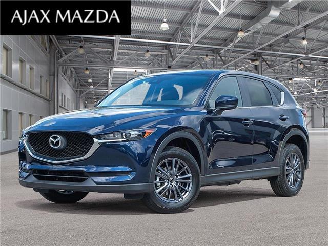 2021 Mazda CX-5 GX (Stk: 21-1678) in Ajax - Image 1 of 23