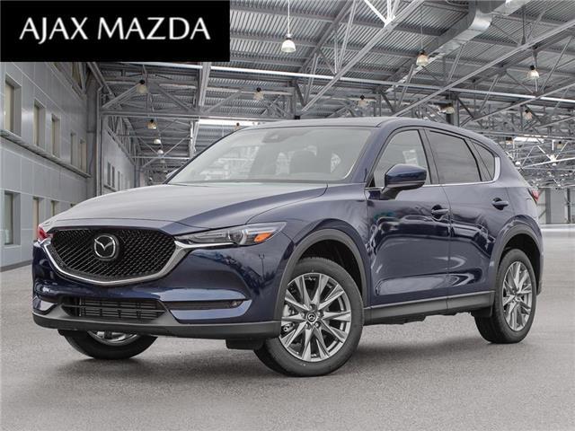 2021 Mazda CX-5 GT w/Turbo (Stk: 21-1709) in Ajax - Image 1 of 23