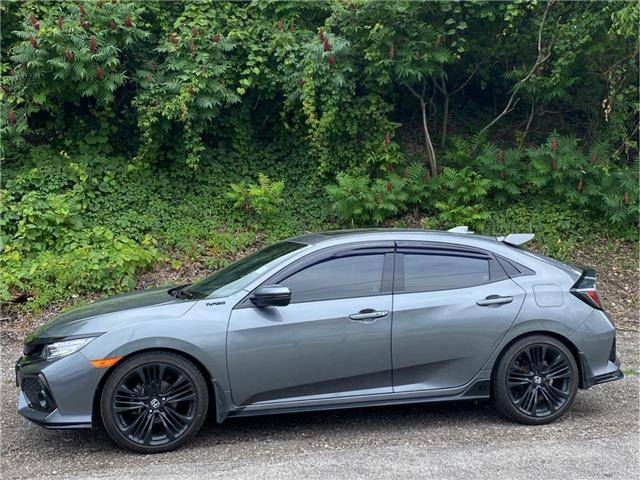 2019 Honda Civic Sport Touring (Stk: M0191A) in London - Image 1 of 7