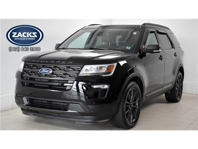 2018 Ford Explorer XLT (Stk: 10194) in Truro - Image 1 of 46