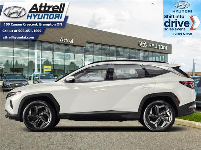 2022 Hyundai Tucson Hybrid Luxury (Stk: 37572) in Brampton - Image 1 of 1
