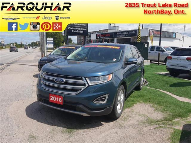 2016 Ford Edge SEL (Stk: 21175A) in North Bay - Image 1 of 30