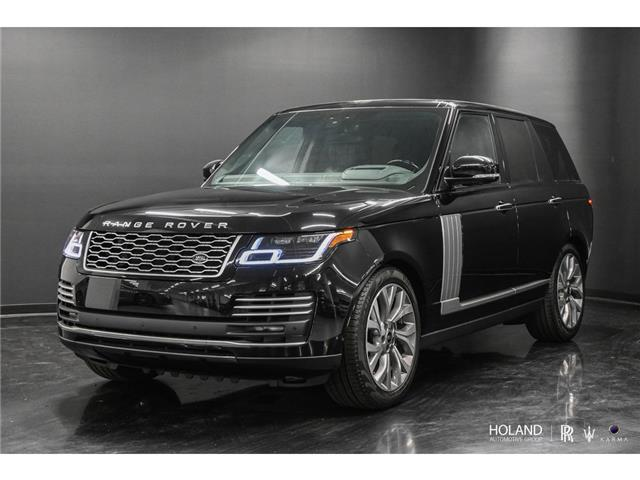 2021 Land Rover Range Rover P525 Autobiography SWB - LEASE ONLY (Stk: A67817) in Montreal - Image 1 of 30