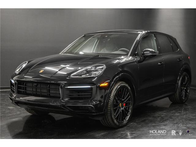 2021 Porsche Cayenne GTS AWD (Stk: P0902) in Montreal - Image 1 of 30