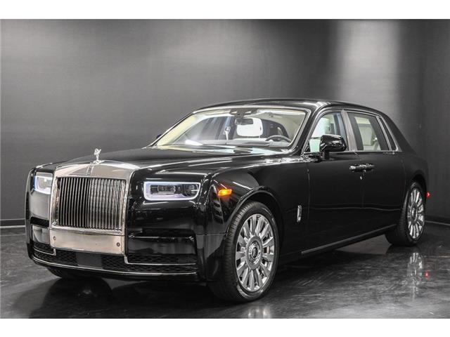 2018 Rolls-Royce Phantom Extended Wheelbase (Stk: P0911) in Montreal - Image 1 of 30